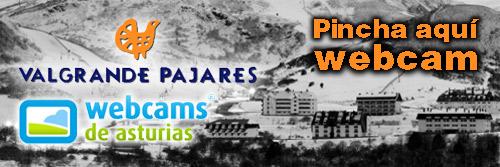 Webcam Valgrande Pajares