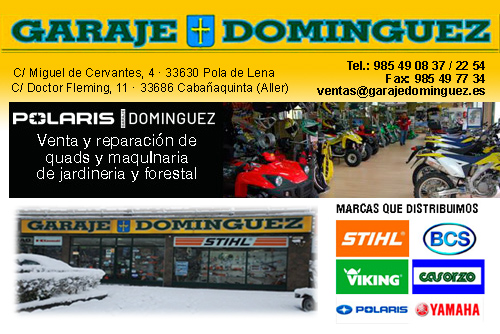 Garaje Domínguez