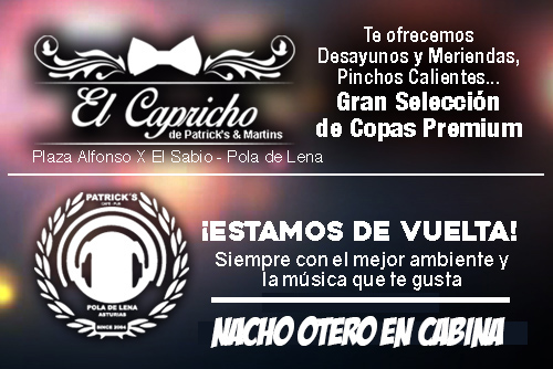 El Capricho - Patricks